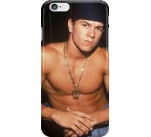 Marky Mark iPhone Case/Skin