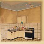 Kitchen by Joan Wild