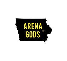 Arena Gods, Iowa Logo by arenagods