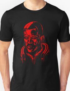 Shepard - Mass Effect Unisex T-Shirt