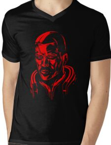 Shepard - Mass Effect Mens V-Neck T-Shirt