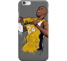 Kobe Bryant iPhone Case/Skin