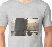 Girl with a Rose Unisex T-Shirt