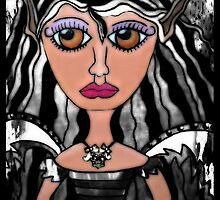 Alalia The Quiet One by Surrealfantasy