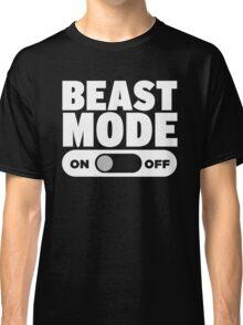 Beast Mode On Classic T-Shirt