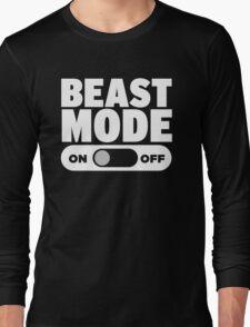 Beast Mode On Long Sleeve T-Shirt