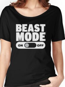 Beast Mode On Women's Relaxed Fit T-Shirt