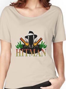 Hitman Shirt Women's Relaxed Fit T-Shirt