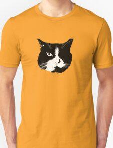 Kitten: The Stencil! Unisex T-Shirt