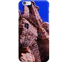 """Bishops Castle"" Walkway iPhone Case/Skin"