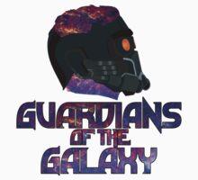 Star-lord GOTG Logo Alt Kids Clothes