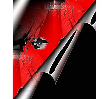 Sword of Anger Photographic Print
