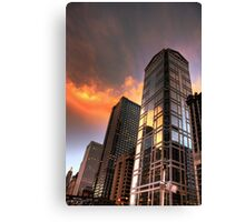 Chicago Architecture Canvas Print