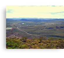 Pilbara - Tom Price Canvas Print