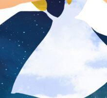 Alice in the Sky Sticker