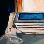 Fax Machine by Tomoe Nakamura