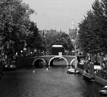 Amsterdam by aidan  moran