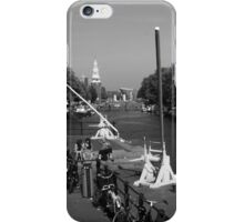 Amsterdam By The Canal iPhone Case/Skin