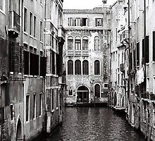 Silent morning by Venice