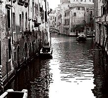 Canals by Venice