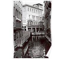 Venice quiet Poster
