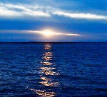 Glorious Splendor of Sunset by WALLPhotoGrafx