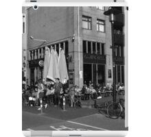 City Life In Amsterdam iPad Case/Skin