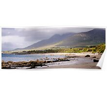 Foothills of Croagh Patrick Poster