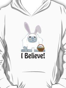 I Believe! Cute Easter Yeti T-Shirt