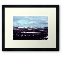 North York Moors Framed Print
