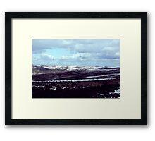 North York Moors Framed Print