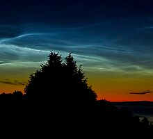 Sunset at Tjome, Norway by twinkletoesUK