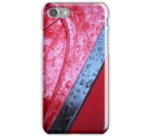 Damn, just waxed it! > iPhone Case/Skin