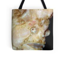 Giant Frogfish Tote Bag