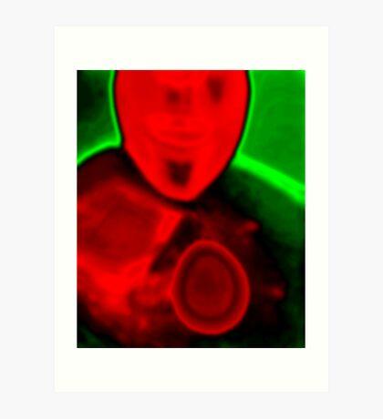 inner vision # 1 Art Print