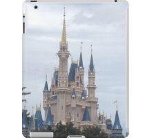 Walt Disney World Castle iPad Case/Skin