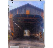 Chambers Road Bridge - Ohio iPad Case/Skin