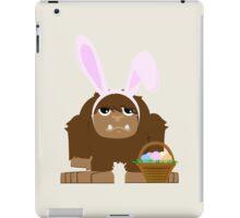 Cute Easter Bigfoot iPad Case/Skin