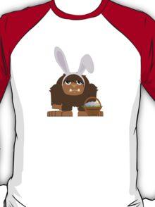 Cute Easter Bigfoot T-Shirt