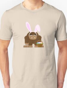Cute Easter Bigfoot T-Shirt