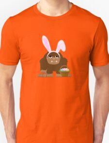 Cute Easter Bigfoot Unisex T-Shirt