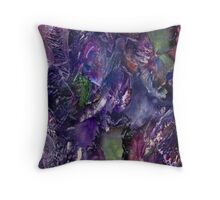 Melody Brought to Light Throw Pillow