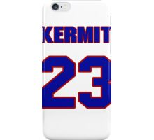 National baseball player Kermit Wahl jersey 23 iPhone Case/Skin
