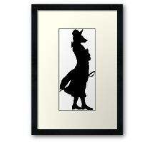 M'Lord Paintless Framed Print