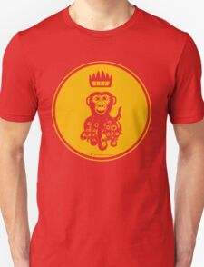 Octochimp - single colour T-Shirt