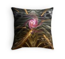"""conception"" Throw Pillow"