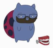 Burnie Catbug by stumpyshirts