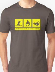 Hazards of the Fire Swamp T-Shirt