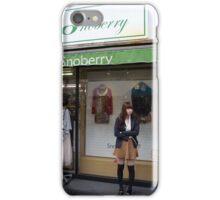 The third mannequin - Tokyo, Japan iPhone Case/Skin