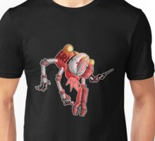 search and rescue bot I Unisex T-Shirt